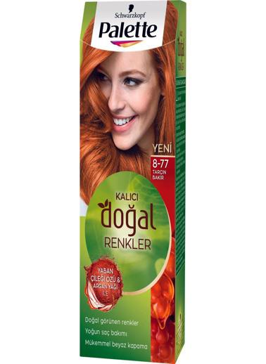 Palette Palette Natural Saç Boyası 8-77 Renkli